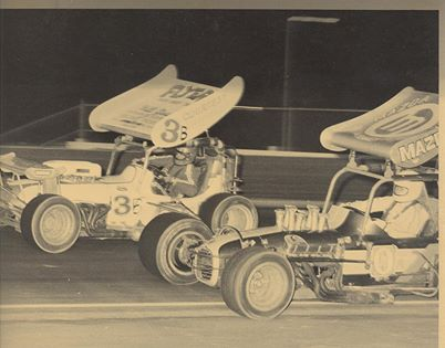 1973 Shasta. Second place Howard Kaeding and third place DeWayne Woodward. Winne